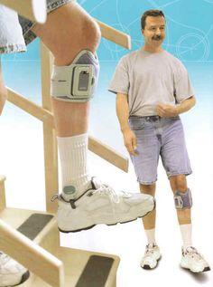 The Bioness L300 Foot Drop System on Orthomedics' site: http://www.orthomedics.us/Pages/BionessL300.aspx