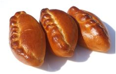 Пирожки с картошкой / Russian Pies with Potato