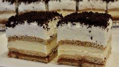 3bitrezy Czech Recipes, Ethnic Recipes, Torte Cake, Salty Snacks, Something Sweet, Diy Food, No Bake Cake, Food Hacks, Nutella