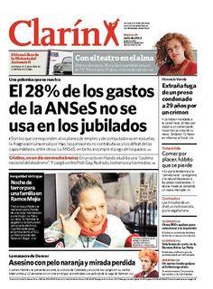El 28% de los gastos de la ANSeS no se usa en los jubilados. Más información: http://www.ieco.clarin.com/economia/reaviva-polemica_0_742725731.html