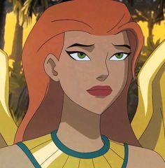 DC:Hawkgirl & Starfire on Pinterest | Hawkgirl, Teen ...