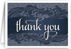 thank you cards business - Google Search