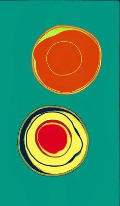 Circles by Benedict Brain, via Behance