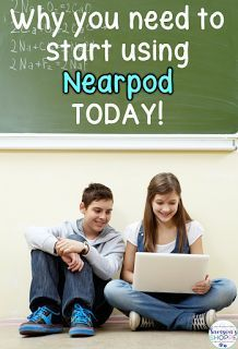 Blended Learning | Technology | Five Reasons You Need to Start Using Nearpod in Your Classroom Easy ways to integrate digital learning in your classroom