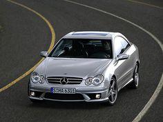 Mercedes-Benz CLK.