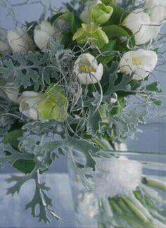 White & silvet