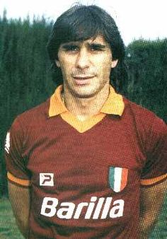 Bruno Conti 1983/1984 Football Icon, Best Football Players, Football Uniforms, World Football, Football Soccer, As Roma, Historical Images, Vintage Photos, My Style