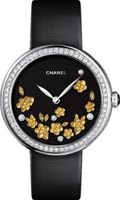 Diamonds - Fine Jewelry and Watches - CHANEL 2016