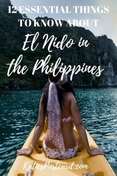 El Nido is a paradise with clear cyan water, white beaches, scenic mountains, friendly people and breathtaking natural beauties. But as usual, everything comes with a price, especially on a tropical island. To help you make your stay at Palawan more enjoyable, I am bringing you my list of 12 essential things to know about El Nido. Keywords: Palawan; Philippines; Photography; Island Hopping; Paradise; Things to do in; Travel; Resort; Activities; Outfit; Beach; Hotel; Accomodation; Big Lagoon;