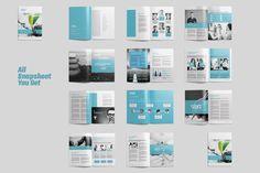 Business Brochure by AlfianBrand™ on Creative Market