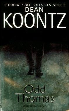 Honestly... I should just put Dean Koontz's name on here, I LOVE all of his books. This one, however, is one that I couldn't put down... read the whole series! They're spectacular!