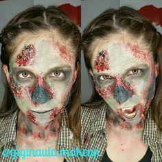 ::ZOMBIE:: Maquillaje de Caracterización con pinturas de @mehronmakeup #giginaulamakeup #zombie #sangre #blood #diadelosinocentes #6deenero #specialeffects #specialeffectsmakeup #mehron #efect #caracterizacion #efectosespecialesenmaquillaje #fx #characterdesign #makeupecuador #maquillajeecuador #maquillajeprofesional #fantasy #maquillajedefantasia #makeupartistsworldwide #makeupandmakeup #makeuplover #makeup #lovemyjob #friday