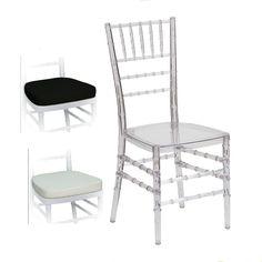 ล้างเรซิ่นทิฟฟานี่ที่จัดเลี้ยงchiavariเก้าอี้