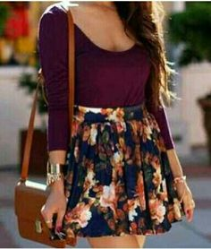 Warm Fall Day Outfit