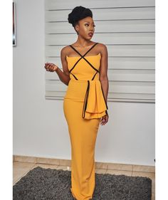 Beverly Naya the delectable and talented Nollywood Actress, is our Wednesday style crush for today. African Dresses For Women, African Wear, African Attire, African Fashion Dresses, Nigerian Fashion, African Outfits, African Clothes, Ankara Fashion, African Women