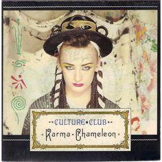 1984 Culture Club - Karma Chameleon