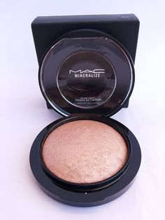 mac - iluminador mineralize soft and gentle - maquiagem mac