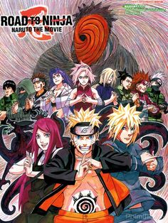 Naruto: Đường tới Ninja - Naruto the Movie 6: Road to Ninja