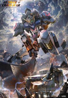 Submitted by JR. Fan used Gundam Crosswar arts for these MG Gundam Iron Blooded Orphans series mobile suits. Gundam B. Gundam 00, Gundam Wing, Barbatos Lupus Rex, Blood Orphans, Gundam Iron Blooded Orphans, Robot Cartoon, Gundam Astray, Gamers Anime, Gundam Wallpapers