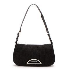 Dior black  denim  handbag. Available at lxrco.com for  199. LXRandCo a182a97536
