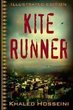 The Kite Runner - heart-wrenching, incredible book