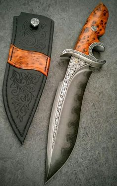 Grant Chambers Sub-Hilt Fighter