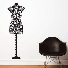 LOVE it!  I hope that I'd be able to put something like this in my future sewing studio...
