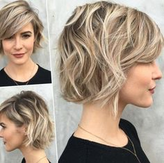 Very Pretty Hair Color with Short Curly Hair Styles - Short Haircuts 2017 - 2017
