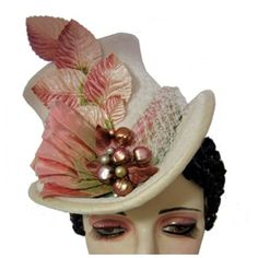 Steampunk'd ❤ liked on Polyvore featuring steampunk, accessories and hats