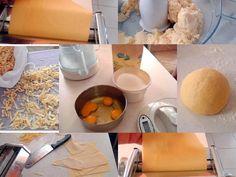 Egy kanál cukor: Tapadásmentes házi gyúrt tészta készítése Pasta, Hungarian Recipes, Oatmeal, Cukor, Pudding, Bread, Homemade, Traditional, Breakfast