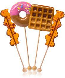 Breakfast Lollipops from Vat19
