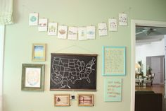 Willow of Wonder: our homeschool space