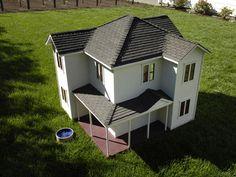 Mini doggy dream home