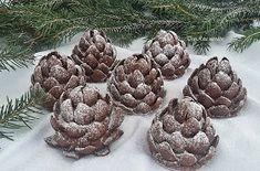 TraRita sütödéje és egyéb munkái : Tobozok Cake Decorating Techniques, Artichoke, Green Beans, Deserts, Muffin, Sweets, Snacks, Cookies, Vegetables