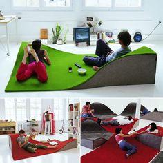 Tapete-diferente-Nanimarquina-De-Ana-Mir-e-Emili-Padros-tapete-voador-flying-carpet