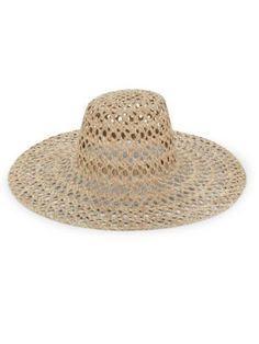 LOLA HATS Espailer Woven Sun Hat.  lolahats   de5f83588954