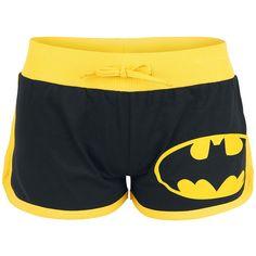 "Hotpants ""Logo"" di #Batman."