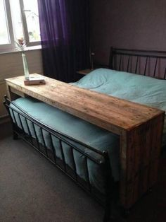 1000 images about bureau on pinterest - Bed tafel ...