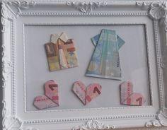 Geldgeschenk Hochzeit - Wedding present Idea