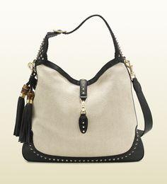 Gucci - new jackie leather shoulder bag 223929KGOHG8998