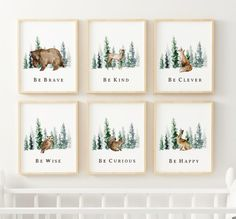 Check out our internet-site for lots more relating to this sensational floral nursery Woodland Nursery Prints, Woodland Animal Nursery, Forest Nursery, Nursery Decor Boy, Nursery Neutral, Nursery Wall Art, Woodsy Nursery, Nature Themed Nursery, Boy Decor