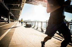 Healthy Lifestyle – Sunrise shoot at the Sydney Harbour Bridge, anyone? We've been seeing a surge in the amount of people taking more care about their health, aka their real life compared to their online/work life.