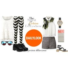 """Untitled #56"" by primakharisma90 on Polyvore"