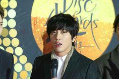 JYH - Golden Disk Award
