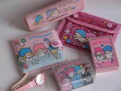 Little Twin Stars childhood stuff..