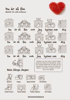 Sign Language, Preschool, Teaching, Education, Montessori, September, Kids, Inspiration, Grammar