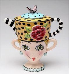 Love to Garden Tea For One