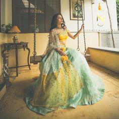 6 Amazing Lehenga Designers We Spotted On Instagram!   WedMeGood - Best Indian Wedding Blog for Planning & Ideas.