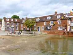 Hamble Le Rice Hampshire. There is so much history to explore here.