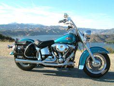 Harley Davidson Motorcycle by ~dakinddarkness on deviantART